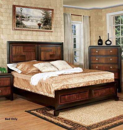 Furniture of America CM7152EKBED Patra Series  King Size Bed