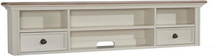Signature Design by Ashley H58348 Casual Wood Desk Hutch