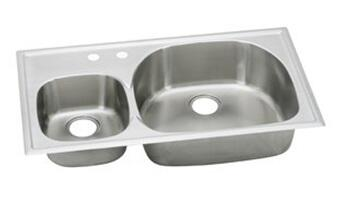 Elkay ECGR3822L0 Kitchen Sink