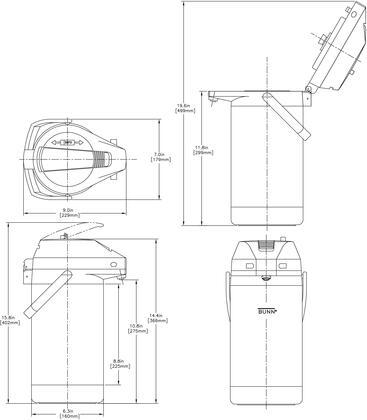 Bunn O Matic Wiring Diagram