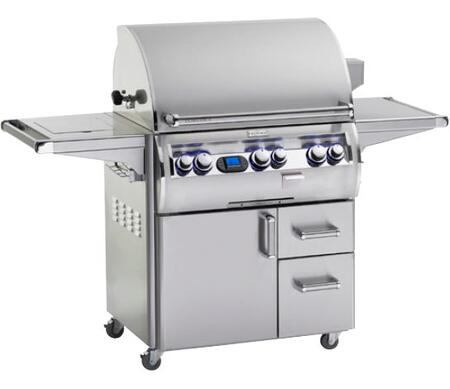 FireMagic E790SML1P62  Freestanding Grill, in Stainless Steel