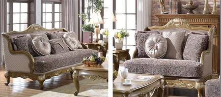 Meridian 606SL Palmas Living Room Sets