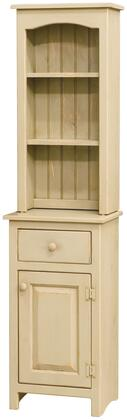 Chelsea Home Furniture 465106B Clarity Series Freestanding Wood 1 Drawers Cabinet