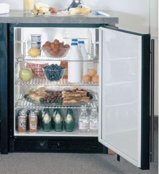 Marvel 6ADAWWLR  All Refrigerator with 5.4 cu. ft. Capacity