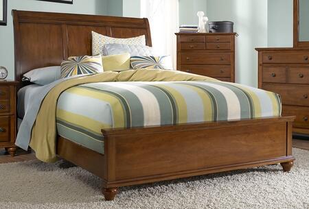 Broyhill HAYDENSLEIGHBEDLCK  King Size Sleigh Bed