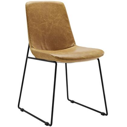 Modway EEI-1805 Invite Dining Vinyl Side Chair