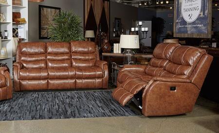 Milo Italia MI9409SLNUTM Rachael Living Room Sets