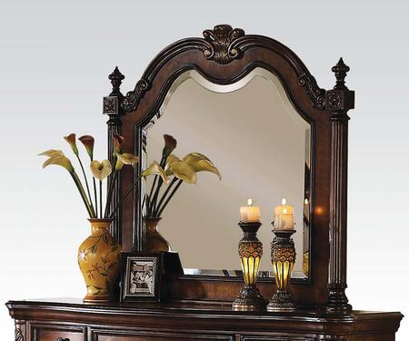 Acme Furniture 20274 Remington Series Rectangular Portrait Dresser Mirror