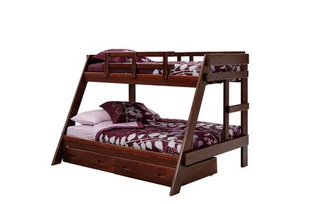 Chelsea Home Furniture 3626503S  Twin Over Full Size Bunk Bed