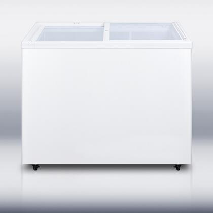Summit SCF1076  Freezer with 10.6 cu. ft. Capacity in White