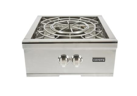 Coyote C1PB Power Burner with 304 grade stainless steel construction