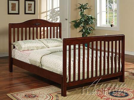 Acme Furniture 02673O Heartland Optional full size rails & slats in