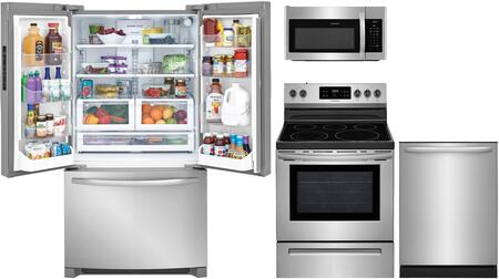 Frigidaire 811780 Kitchen Appliance Packages