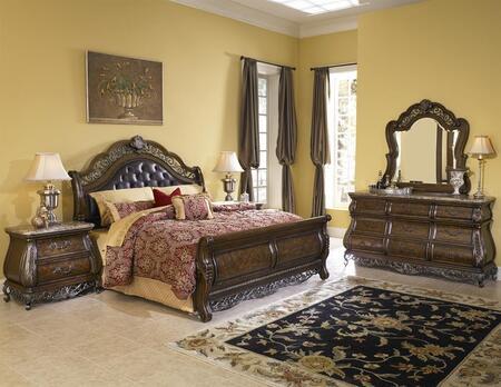 Pulaski 991185675SET Birkhaven King Bedroom Sets