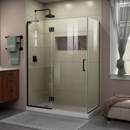 DreamLine Unidoor X Shower Enclosure 24HP 30D 30RP 09