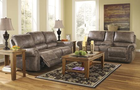 Signature Design by Ashley 74100PSL Oberson Living Room Sets
