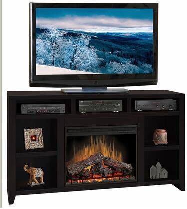 Legends Furniture UL5103MOC Urban Loft Series  Fireplace