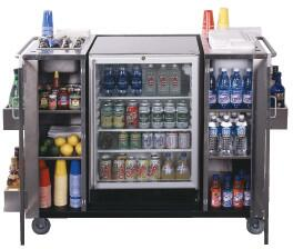 Summit CARTOSSCRRCPART  Outdoor Refrigerator