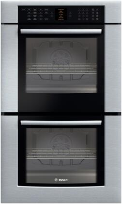 Bosch HBL8650UC Double Wall Oven |Appliances Connection