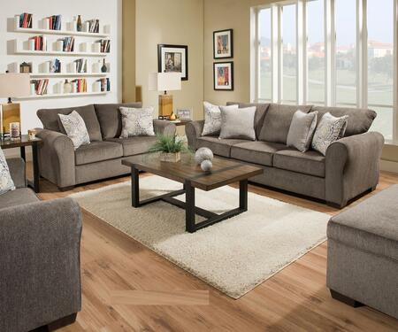 Simmons Upholstery 16570set Harlow Living Room Sets Appliances Connection