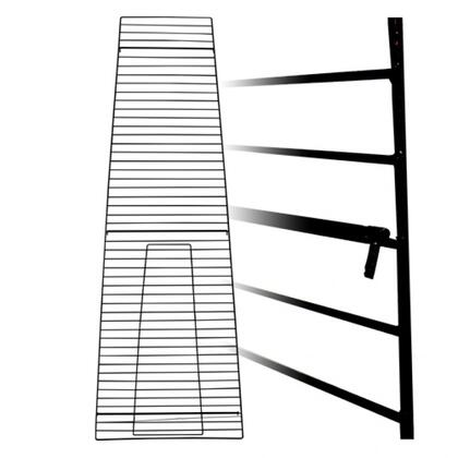 Lava Heat LHP Grids for Triangular lava 2G Patio Heater Unit