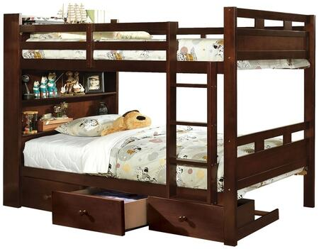 Furniture of America CMBK459EXBED Fairfield Series  Twin Size Bed