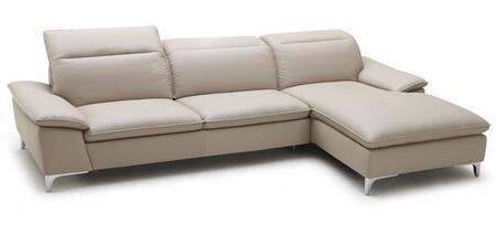 1911b sectional, right arm chaise facing, taupe 10