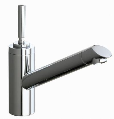 Elkay LK7224BC Single Lever Cast Spout Faucet