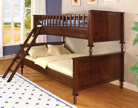 Furniture of America CMBK001FBED Radcliff Series  Bed