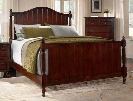 Broyhill HAYDENPANELBEDDCQ Hayden Place Series  Queen Size Panel Bed