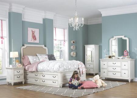 Samuel Lawrence 88904015325336PC Madison Full Bedroom Sets