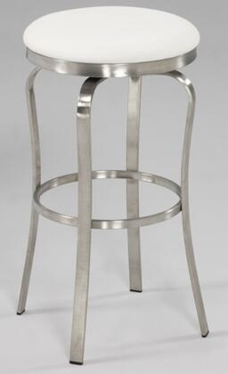 Chintaly 1193CSWHT  Bar Stool