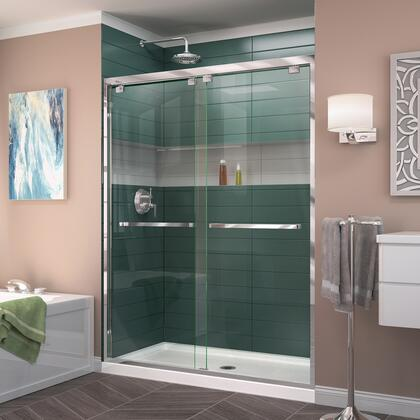 Encore Shower Door RS50 01 B CenterDrain