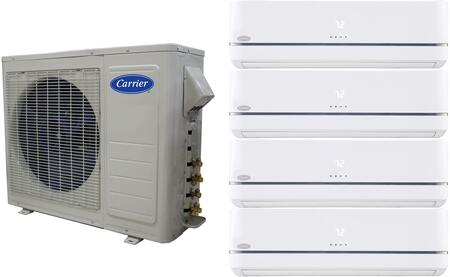 Carrier 701187 Performance Quad-Zone Mini Split Air Conditio