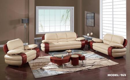 Global Furniture USA 965SLCH Global Furniture USA Living Roo
