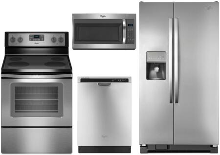 Whirlpool 714720 Kitchen Appliance Packages