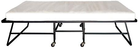 Furniture of America MTROLL39 Framos Series  Twin Size Bed