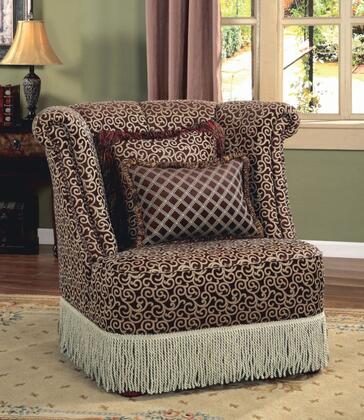 Yuan Tai SA9000C Santiago Series Chair with Wood Frame