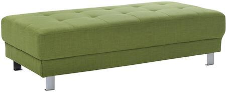 Glory Furniture G442O Milan Series Fabric Ottoman
