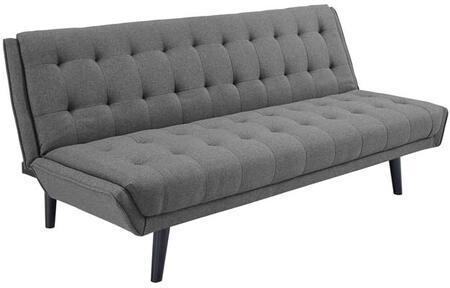 Enjoyable Modway Eei3093Gry Evergreenethics Interior Chair Design Evergreenethicsorg