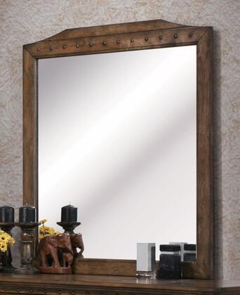 Yuan Tai DA4406M Dartmouth Series Rectangular Portrait Dresser Mirror