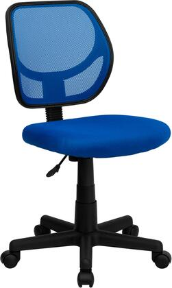 """Flash Furniture WA3074BLGG 21.5"""" Contemporary Office Chair"""
