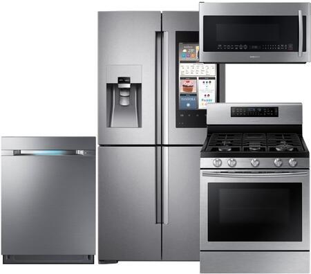 Samsung 754637 Kitchen Appliance Packages