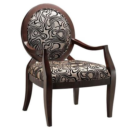 Stein World 47544 Armchair Fabric Wood Frame Accent Chair