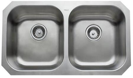 Wells GLU331999 Kitchen Sink