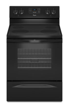 Whirlpool WFE510S0AB  Electric Freestanding