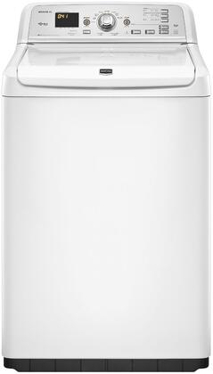 Maytag MVWB750YW Bravos Series 4.6 cu. ft. Top Load Washer, in White