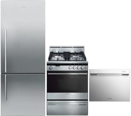 Fisher Paykel 381897 Kitchen Appliance Packages