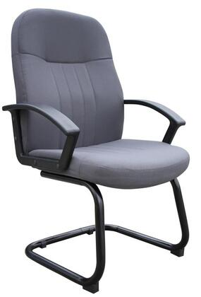 "Boss B8309GY 25.5"" Contemporary Office Chair"