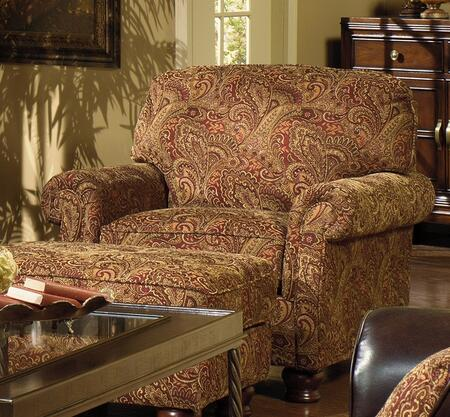 Jackson Furniture 70727 Armchair Fabric Wood/Steel Frame Accent Chair
